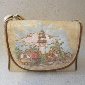 The Original Florida Keys Handbag Vintage 1980s
